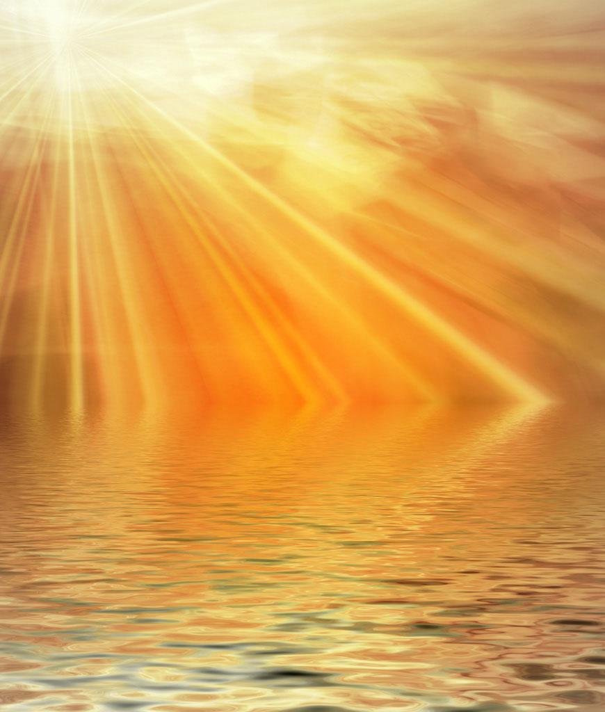 divine lighting. Kauai-28 Divine Lighting